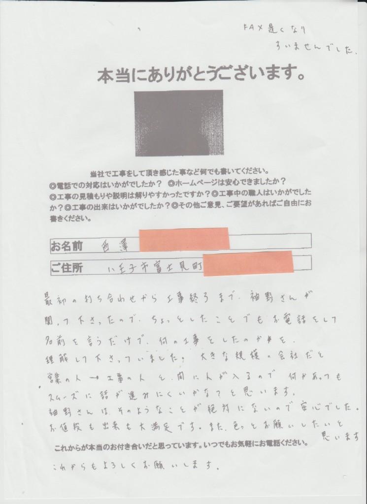 西沢フェンス 001