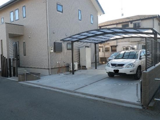 新築外構がハウスメーカーより安価。八王子川口町のお客様の声