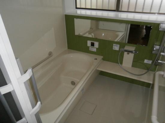 浴室リフォーム工事(愛甲郡中津)