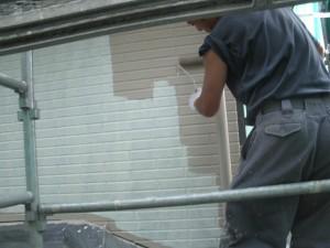 外壁塗装工事 八王子
