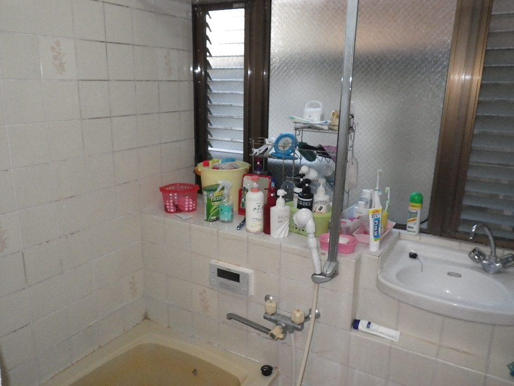 八王子浴室リフォーム