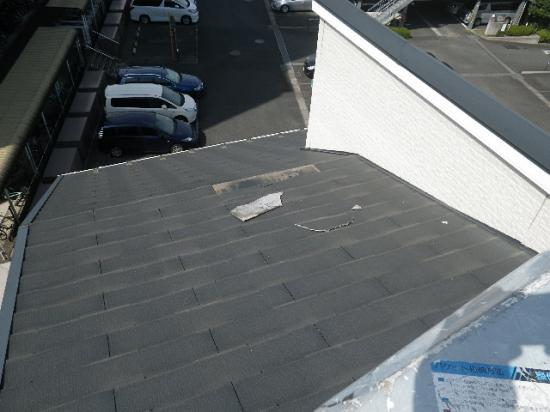 八王子屋根の張替工事