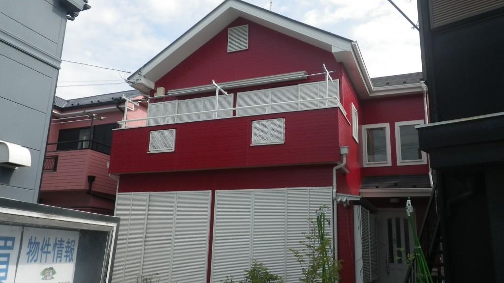 外壁塗装工事例と価格のご紹介
