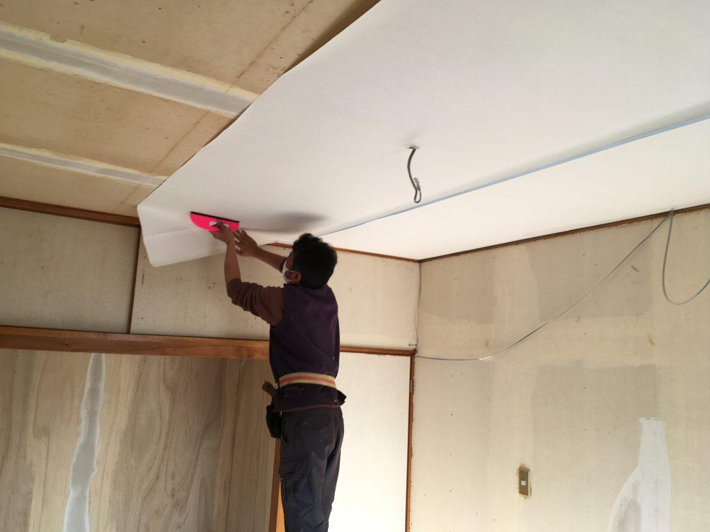 壁紙のリフォーム クロス張替え工事と費用のご紹介 ソデノ建装