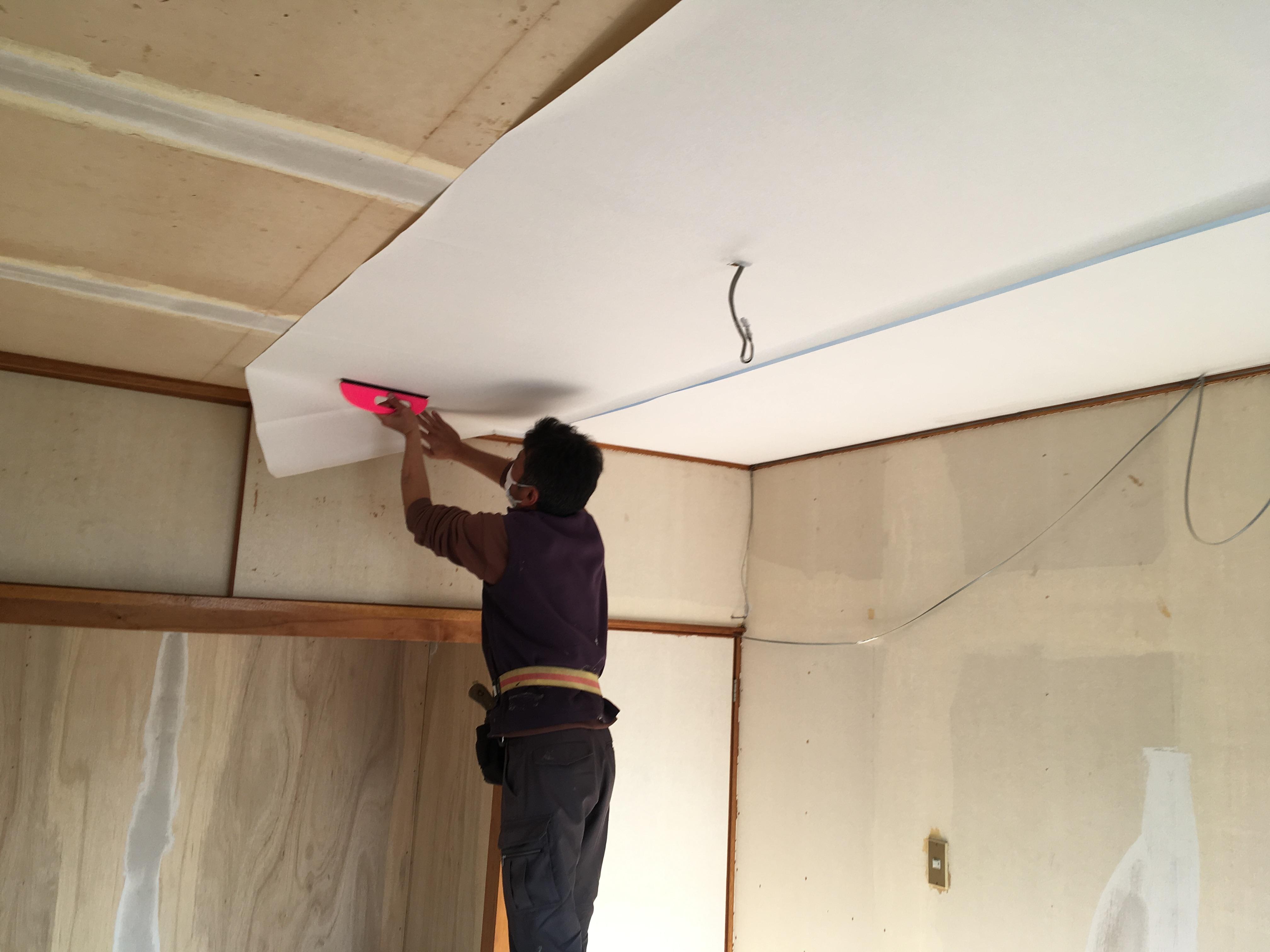 壁紙のリフォーム・クロス張替え工事と費用のご紹介