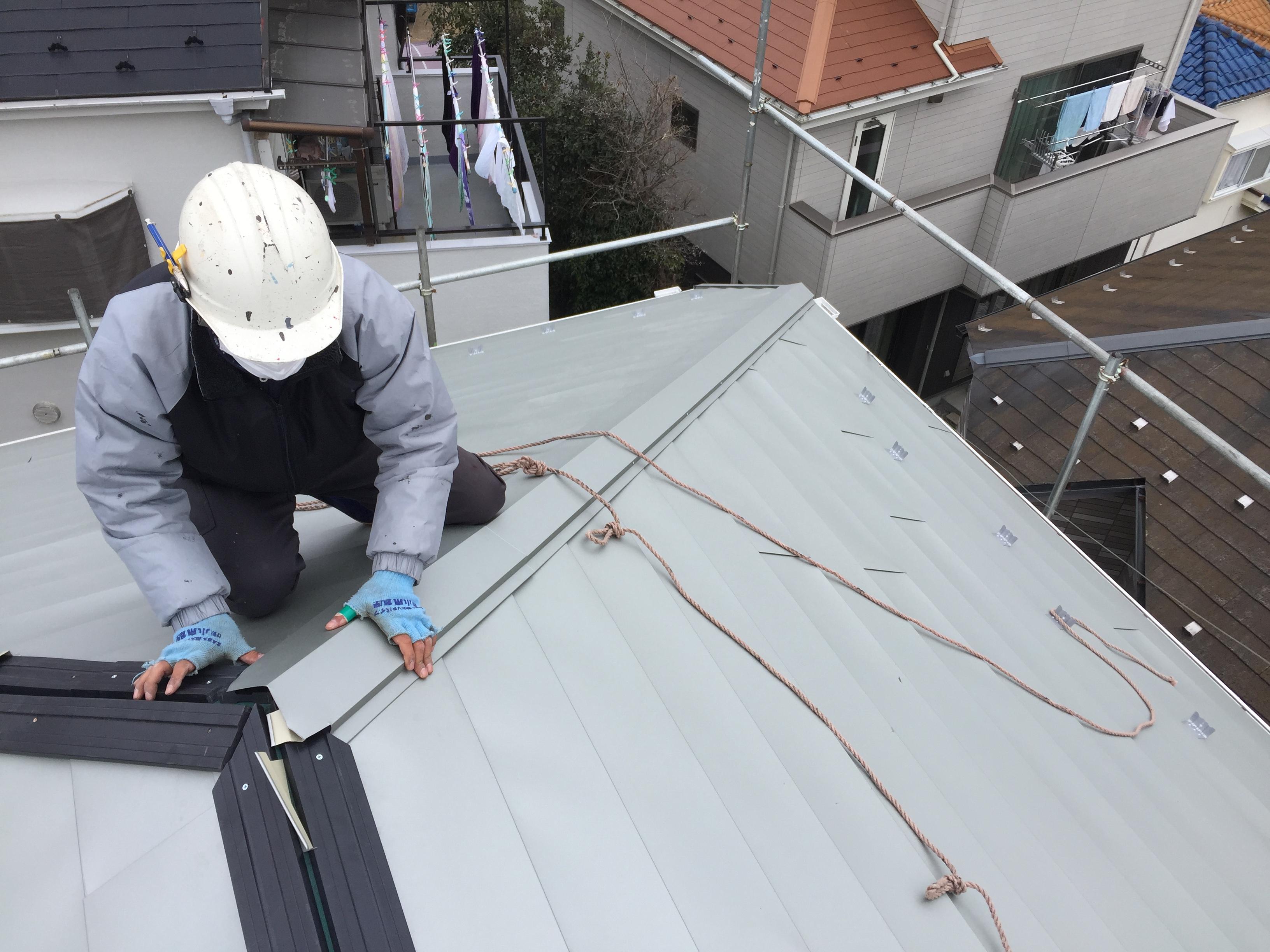 家の気になるお手入れ。屋根メンテナンス編。八王子ソデノ建装