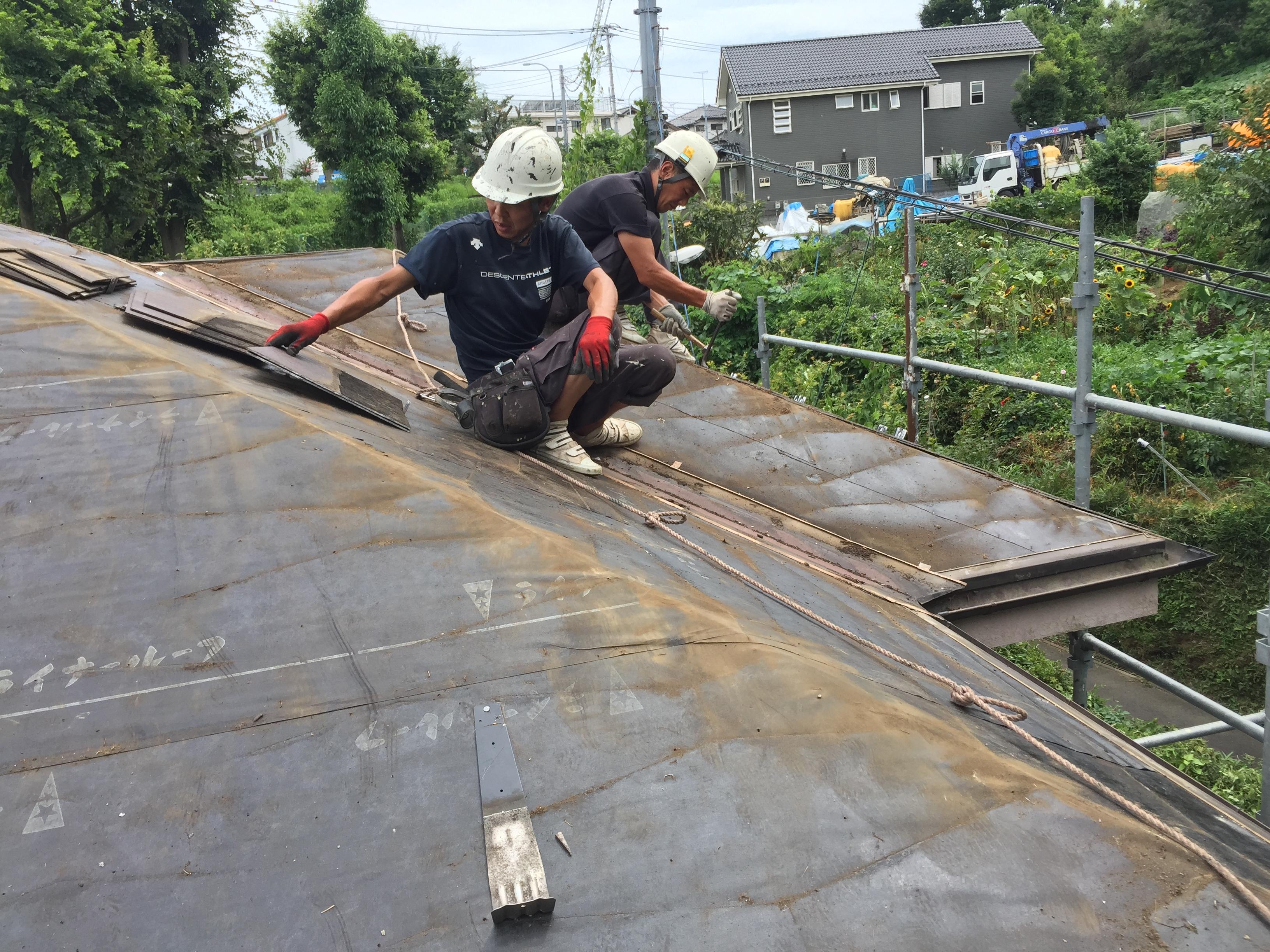 八王子・相模原・日野・町田の屋根工事のご紹介